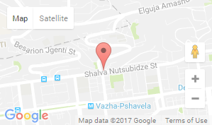 0186, Тбилиси, ул. Нуцубидзе 129, III этаж